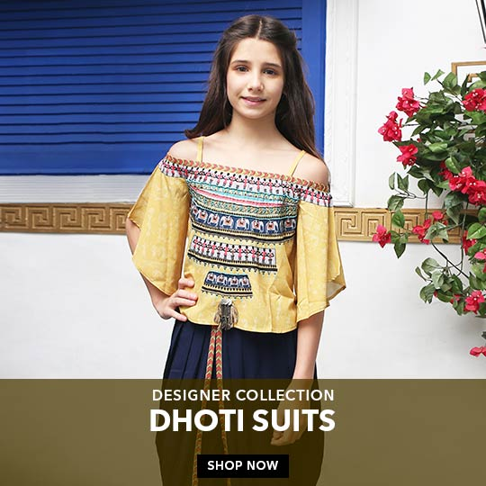 4_Dhoti Suits